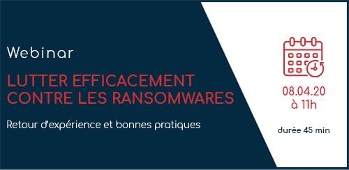 Webinar Ransomwares Login
