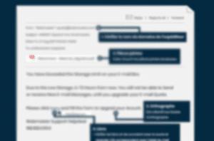 Infographie sur le Phishing - Login Sécurité